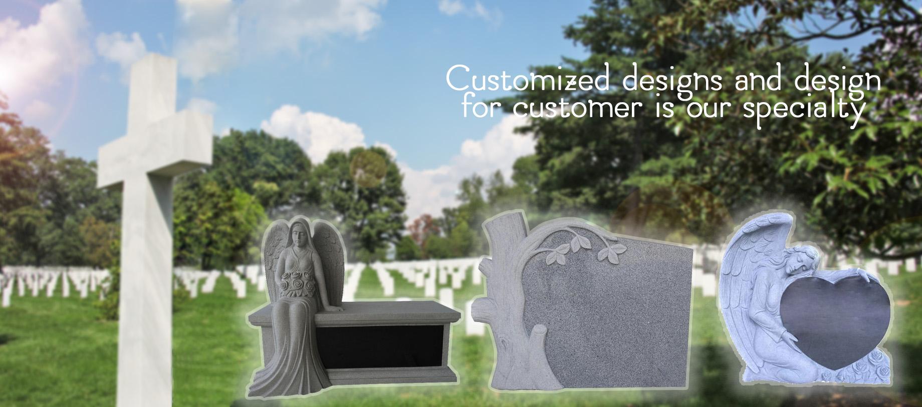 MEMORIAL HEADSTONES banner 2