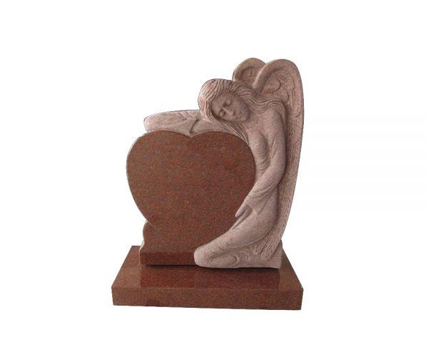 Memorial garden angel statues