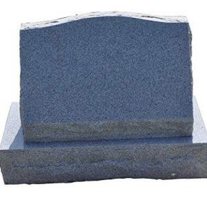 slant headstones