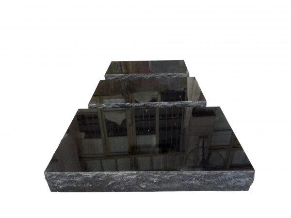 granite flat headstones