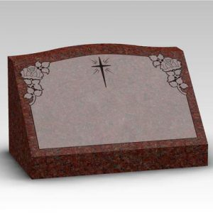 inexpensive grave markers