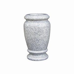 China Grey granite vases for sale