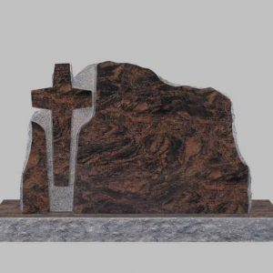Aurora granite headstone for sale